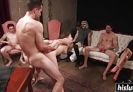 Lorelei Lee and variant girls moan loudly after a long time they get their holes drilled - tia ling