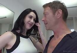 Meri Kriss has a nice tight butthole and that chick loves big cocks