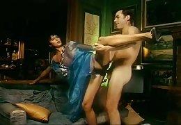 Hot italian pornstars in irrational retro movie